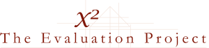 The Evaluation Project Primary Logo - RGB